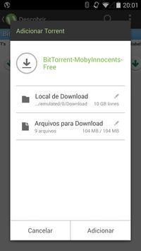 µTorrent® - Baixador de Torrent imagem de tela 1