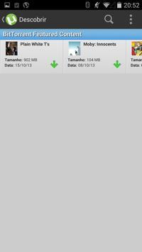 µTorrent® - Baixador de Torrent imagem de tela 7