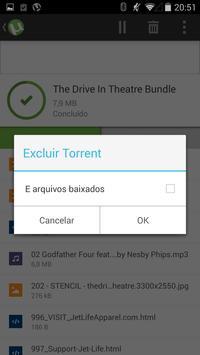 µTorrent® - Baixador de Torrent imagem de tela 6