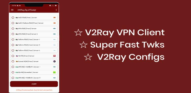 V2Ray by UTLoop screenshot 6