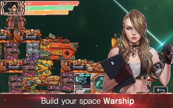 COSMIC WARS : THE GALACTIC BATTLE screenshot 4