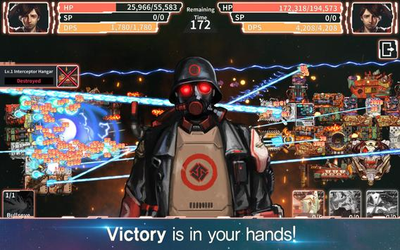 COSMIC WARS : THE GALACTIC BATTLE screenshot 2