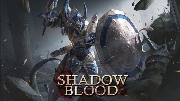 Shadowblood Plakat