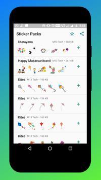 Uttarayana Stickers Pack screenshot 1