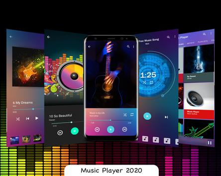 Music Player 2020 poster