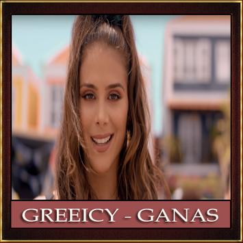 Greeicy - Ganas poster