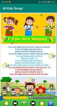 kids song - best offline nursery rhymes captura de pantalla 13