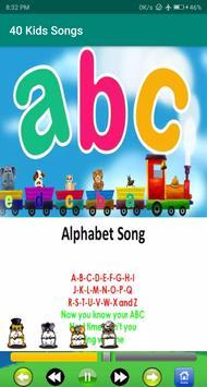kids song - best offline nursery rhymes captura de pantalla 1