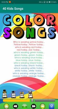 kids song - best offline nursery rhymes captura de pantalla 4
