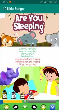 kids song - best offline nursery rhymes captura de pantalla 7