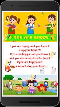 Children's song plus lyric screenshot 11