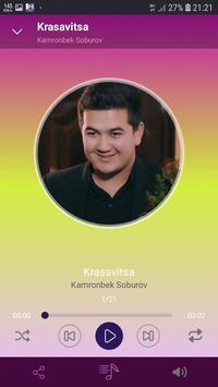 Kamronbek Soburov qo'shiqlari screenshot 1