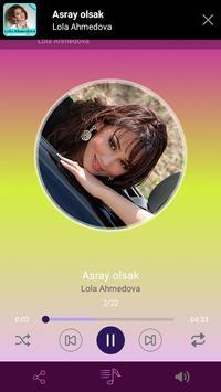 Lola Ahmedova qo'shiqlari screenshot 3