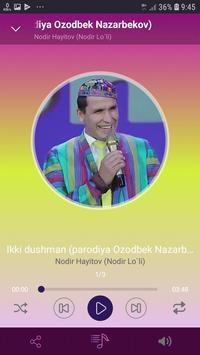 Nodir Lo`li (parodiya) screenshot 1