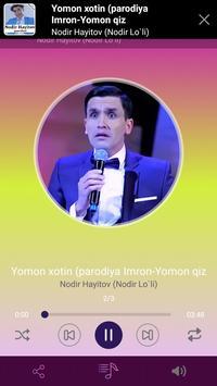 Nodir Lo`li (parodiya) screenshot 2