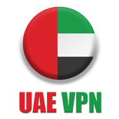 UAE VPN icon