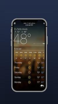 رادار الامارات  weather - الطقس screenshot 1