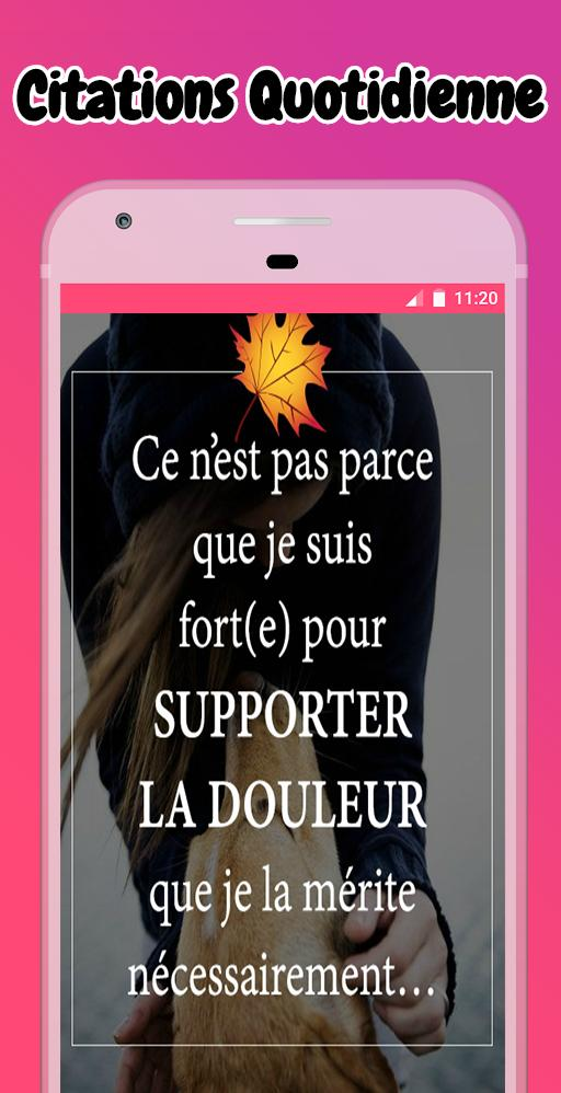 Citations Vie Proverbes For Android Apk Download