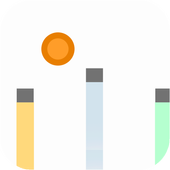 Crazy Ball Color Challenge icon