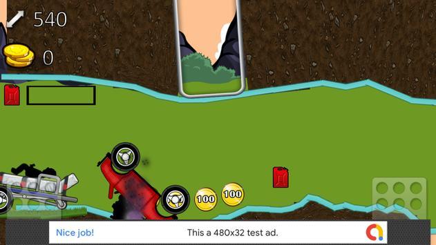 Car Emergency Stretcher screenshot 1