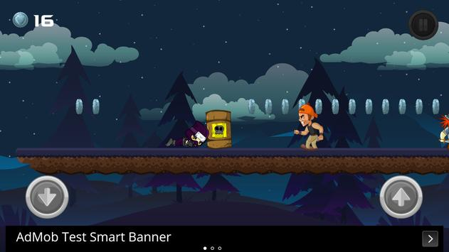 Legend Ninja Adventure screenshot 1