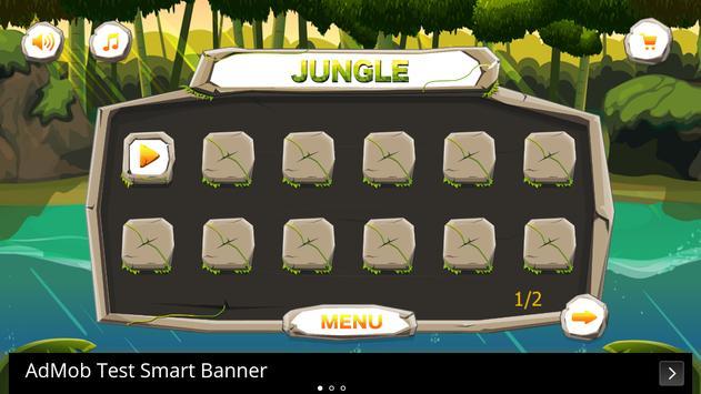 Super Apes Adventure screenshot 2