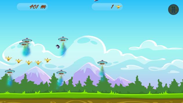 Princess Flying Carpet capture d'écran 2