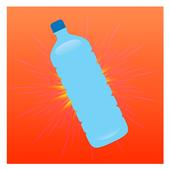 Water Bottle Flip - Mastering of Bottle Flipping icon