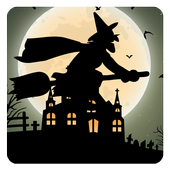 Witch Flying icon