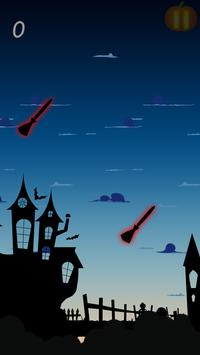 Witch Flying poster