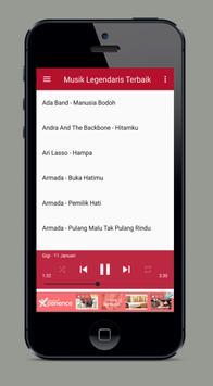 Musik Legendaris Indonesia screenshot 1