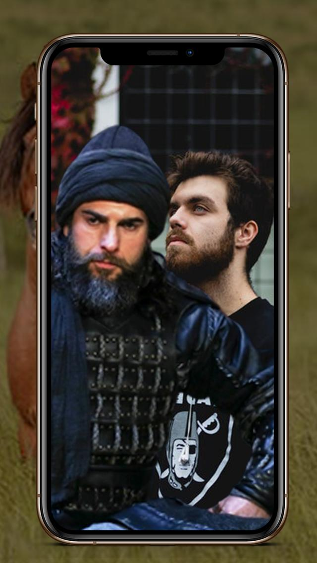 Selfie With Ertugrul Gazi Dirilis Wallpapers For Android Apk Download