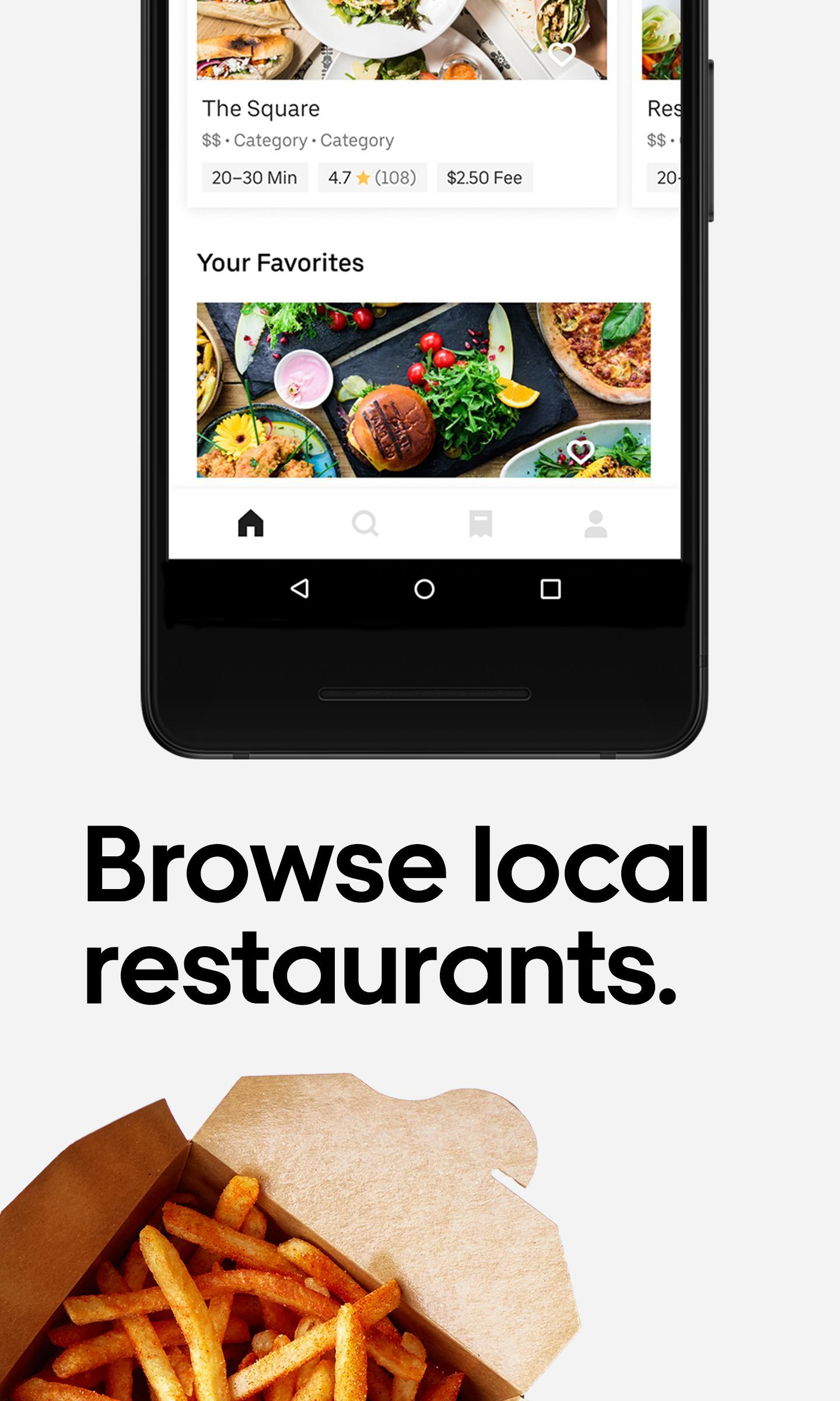 Uber Eats for Android - APK Download