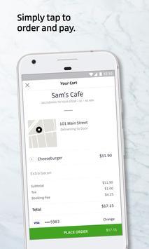 Uber Eats स्क्रीनशॉट 2