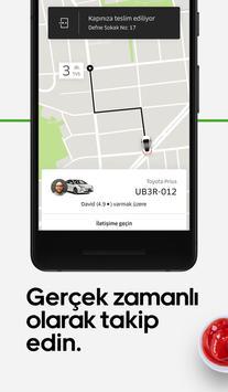 Uber Eats Ekran Görüntüsü 3