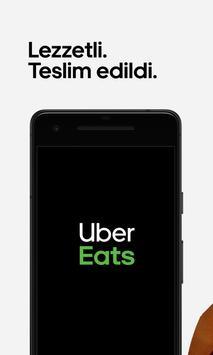 Uber Eats gönderen