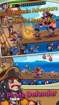 Pirate Defender poster