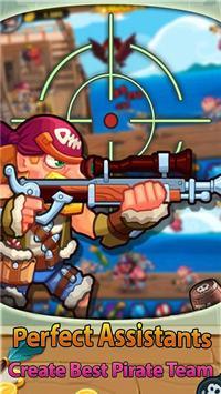 Pirate Defender screenshot 1