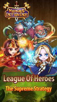 Defender Heroes screenshot 10