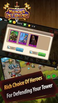 Defender Heroes screenshot 1