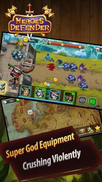 Defender Heroes screenshot 2