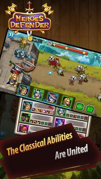 Defender Heroes screenshot 3