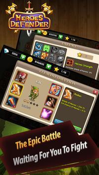 Defender Heroes screenshot 9