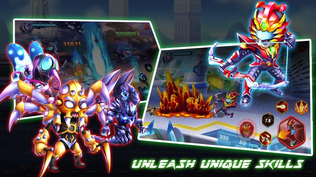Superhero Armor screenshot 12