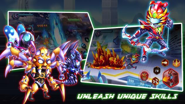 Superhero Armor screenshot 2