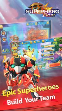 Superhero Fruit screenshot 14