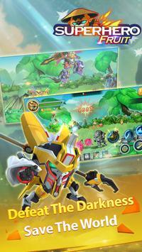 Superhero Fruit screenshot 7