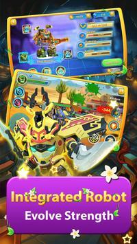 Superhero Fruit 2 Premium: Robot Fighting screenshot 14