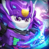 ikon Superhero Robot