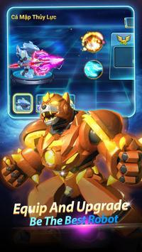 Superhero Robot screenshot 2